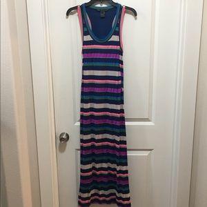 MARC by MARC JACOBS striped midi dress